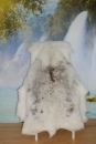 Rentierfell Wildfell White Diamond 135 cm XXXL